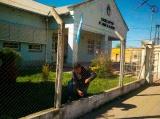 Restauración en Escuela Alberdi
