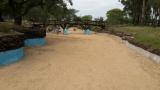 Balneario en el Parque Martín Fierro