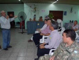 Charla informativa para prevenir el Dengue