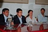 """Primer Conferencia de Prensa. José Irigoyen: """"La deuda que heredamos asciende a 14.496.574,23 pesos"""""""