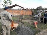 Trabajos de Emergencia Habitacional