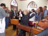 Pedro Galeano descansa en Curuzú