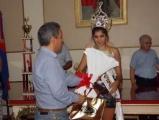 El municipio premio a las comparsas ganadoras de los Carnavales Curuzucuateños 2015