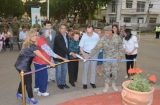 Se inauguraron las refacciones del Rincón de España