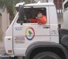 Habrá recolección normal de residuos en el feriado del 16 de julio