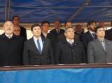 Casi mil alumnos de cuarto grado prometieron Lealtad a la Bandera