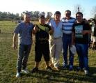 Campeonato de fútbol infantil en el Barrio 52 Viviendas
