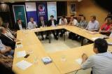 Reunión para fortalecer los Derechos Humanos