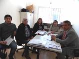 Reunión con Vialidad Provincial