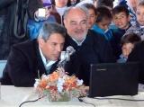 Las escuelas rurales contarán con servicio de Internet