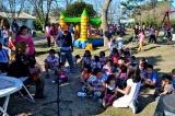 Festejos del Niño  en el barrio 150 Viviendas