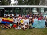 La Escuela de Iniciación Deportiva Atletismo en acción