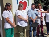 El Municipio inauguró refacciones en el CAPS