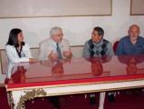 Lalo Domínguez recibió al Gobernador del Club de Leones