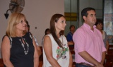 El intendente Irigoyen participó de una celebración en honor a la Virgen de Guadalupe