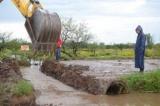 Limpieza de desagües pluviales