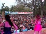 Miles de niños festejaron su día en el Parque Mitre