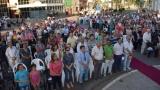 Autoridades municipales honraron a Nuestra Señora del Pilar