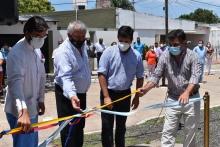 El intendente Irigoyen inauguró el nuevo Centro Integrador Municipal Dr. Abel Eugenio Grela