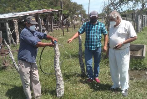 El Municipio incorpora nuevas herramientas al servicio de los productores