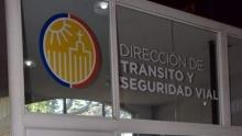 Informe de la Dirección de Tránsito