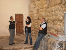 Empresario Sudafricano Visitó Curuzú