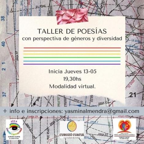 La Dirección de Niñez, Adolescencia y Familia impulsa taller de poesía con perspectiva de género
