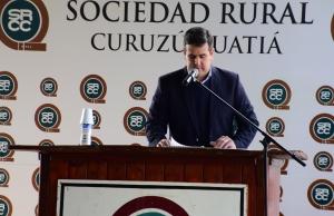 El intendente José Irigoyen inauguró oficialmente la 98° Exposición ganadera física y virtual
