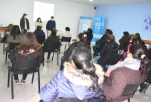 Inauguran capacitación para emprendedores y artesanos curuzucuateños